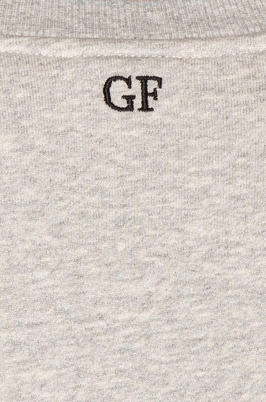 Image 4 of GRLFRND Ollie Oversized Sweatshirt in Melange Grey