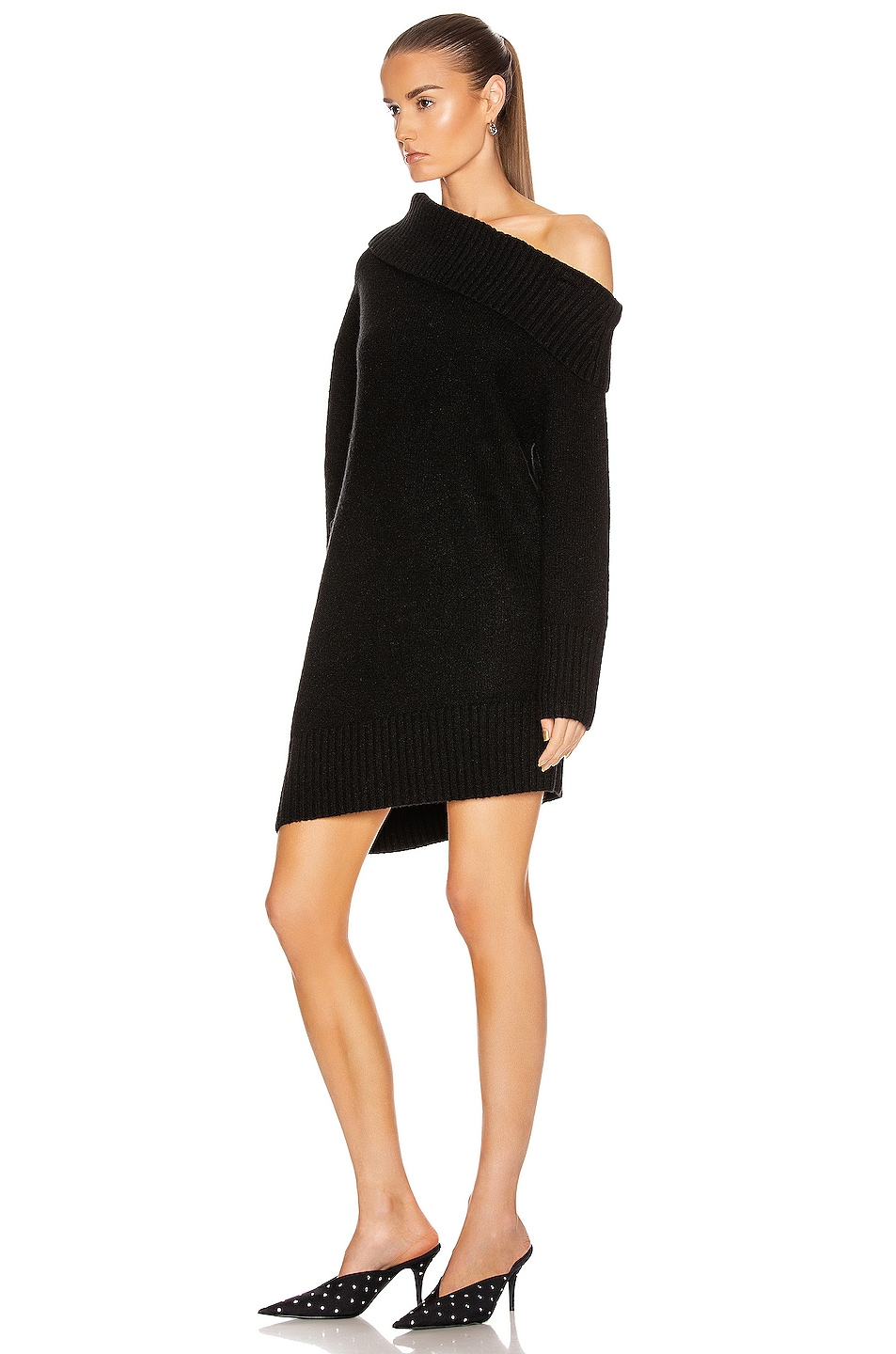Image 4 of GRLFRND Darlene Sweater in Black