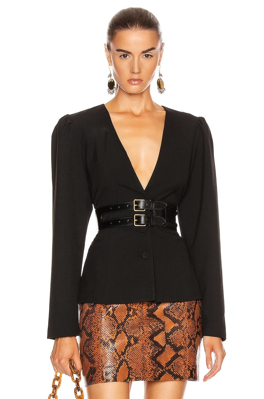 Image 1 of GRLFRND Trysta Blazer in Black