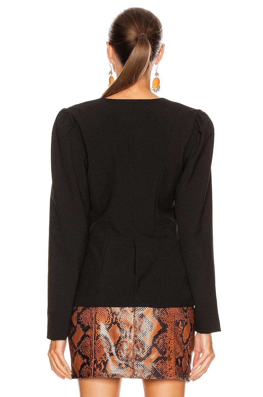 Image 4 of GRLFRND Trysta Blazer in Black