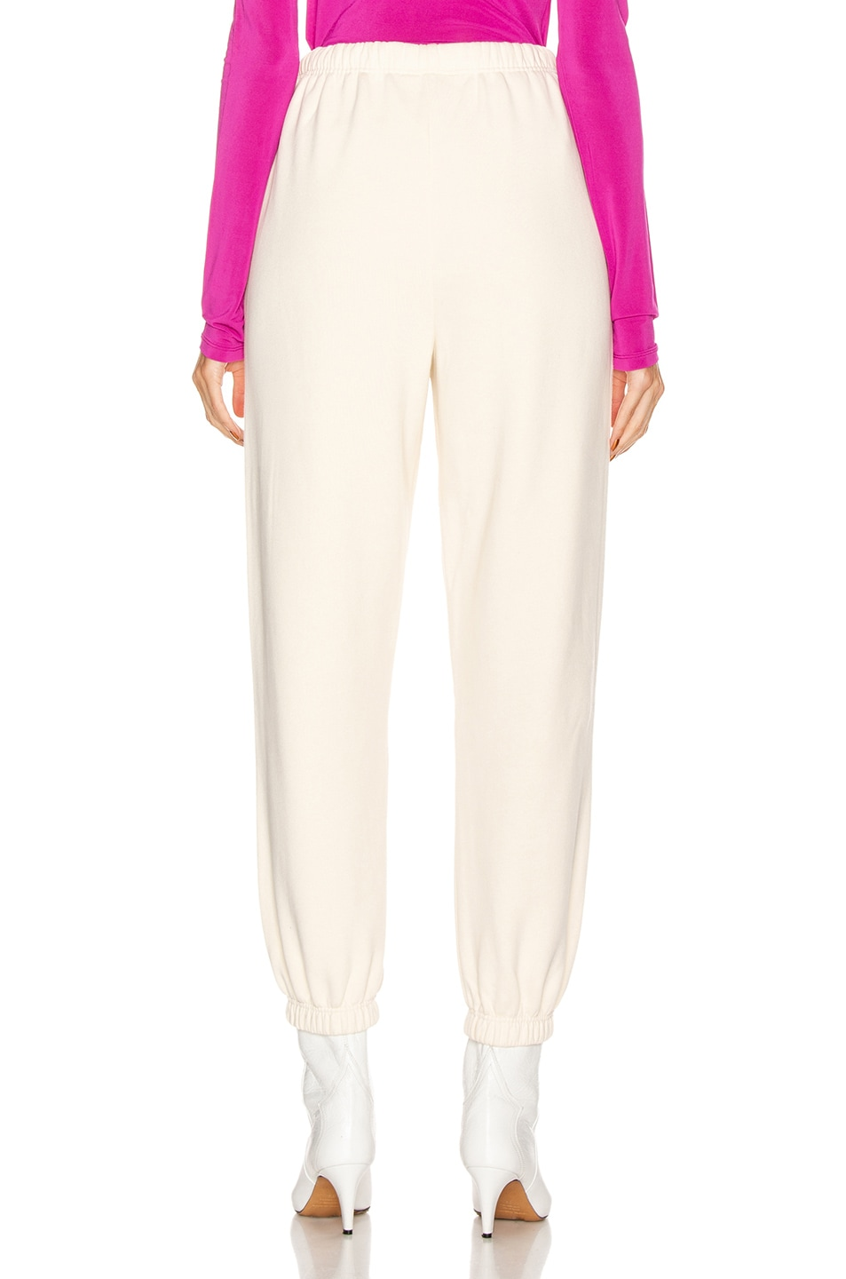 Image 4 of GRLFRND GF Joggers in Off White
