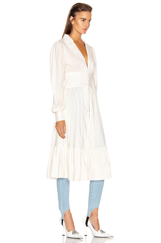 Image 2 of GRLFRND Amelie Top in White