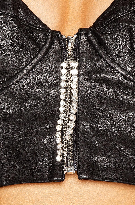 Image 5 of GRLFRND Marcus Bustier Top in Black