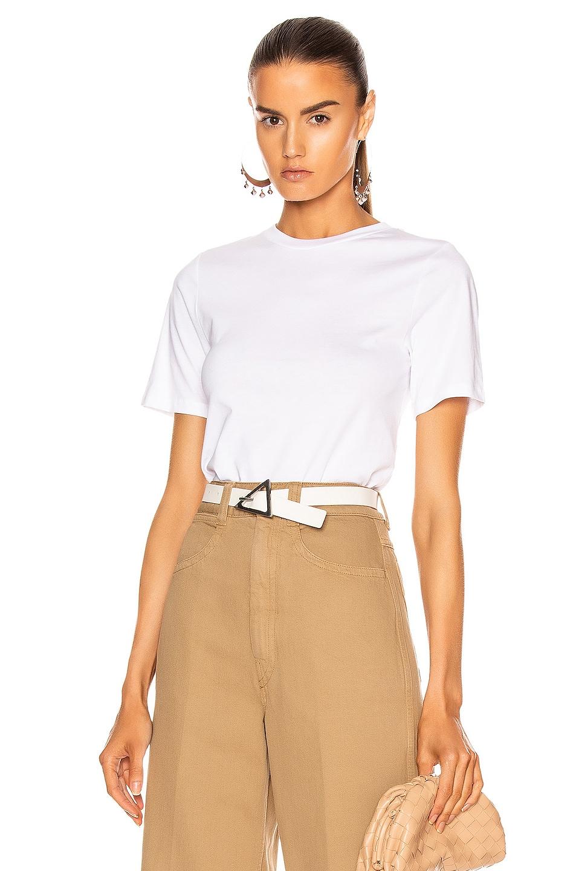 Image 1 of GRLFRND Lola Bodysuit in White