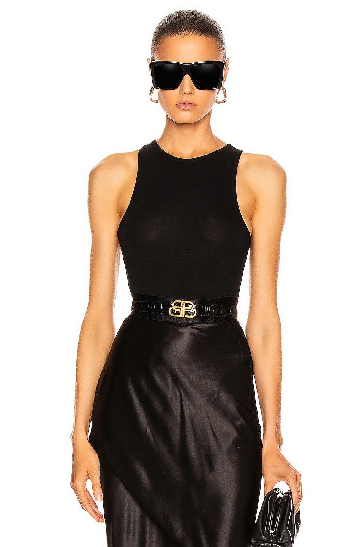 Image 1 of GRLFRND GF Bodysuit in Black