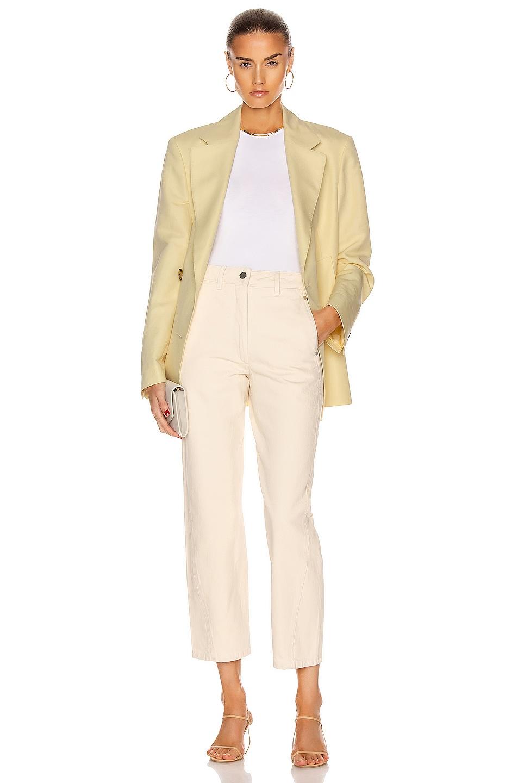 Image 5 of GRLFRND GF Bodysuit in White