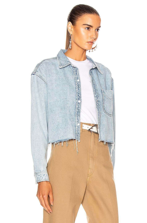 Image 2 of GRLFRND Christy Shirt in Do Your Best