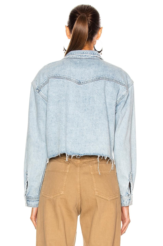 Image 3 of GRLFRND Christy Shirt in Do Your Best