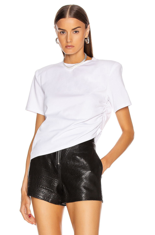 Image 1 of GRLFRND Dawson Tee Shirt in White