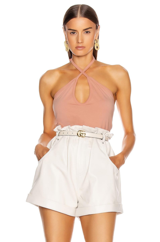 Image 1 of GRLFRND Shantel Bodysuit in Blush