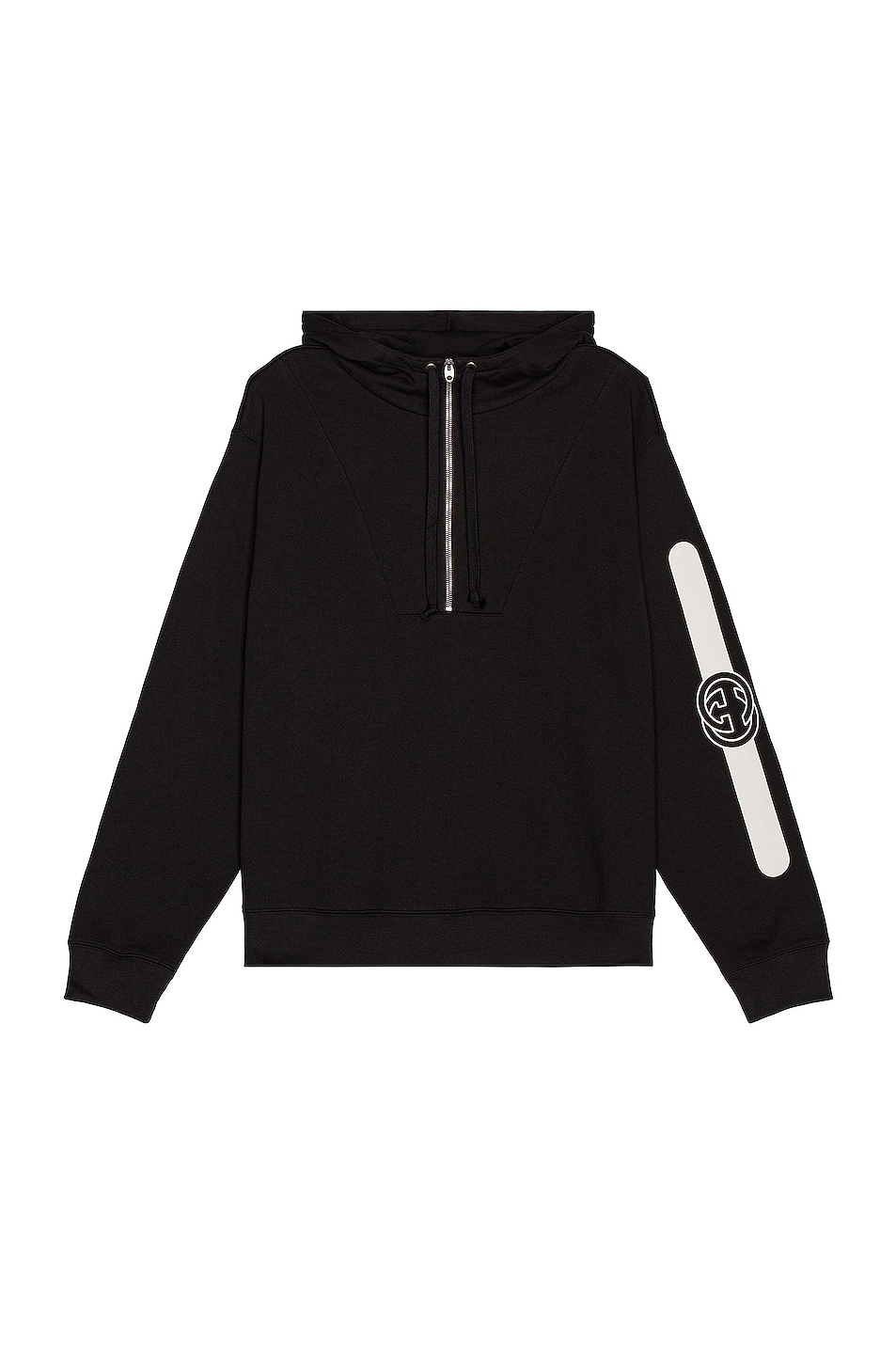 Image 1 of Gucci Pullover Hoodie in Medley & White