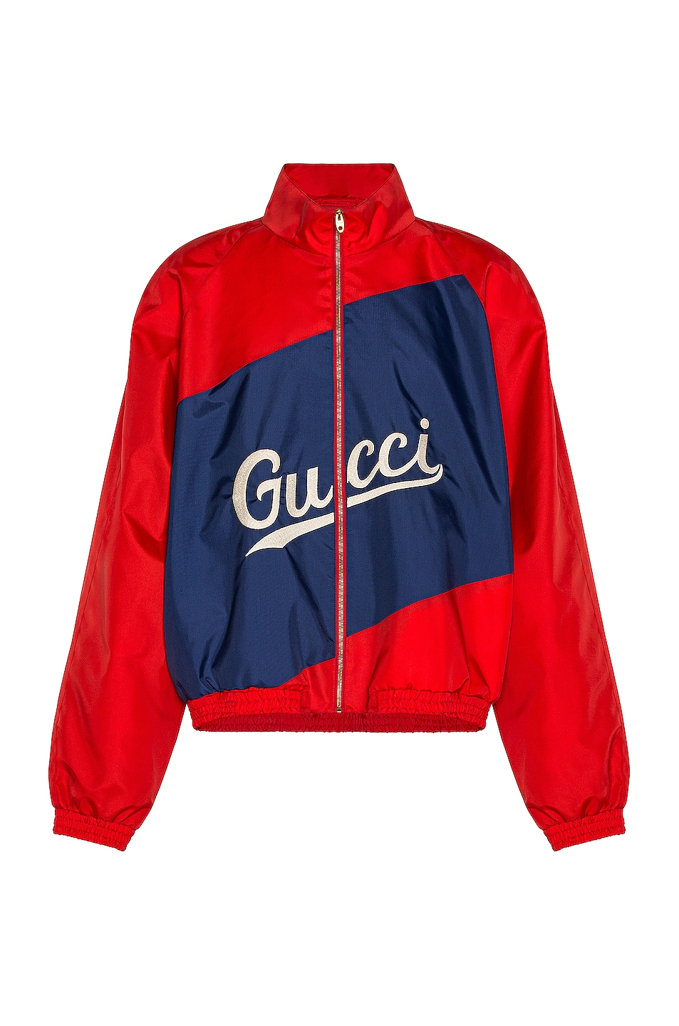 Image 1 of Gucci Track Jacket in Flame & Mix