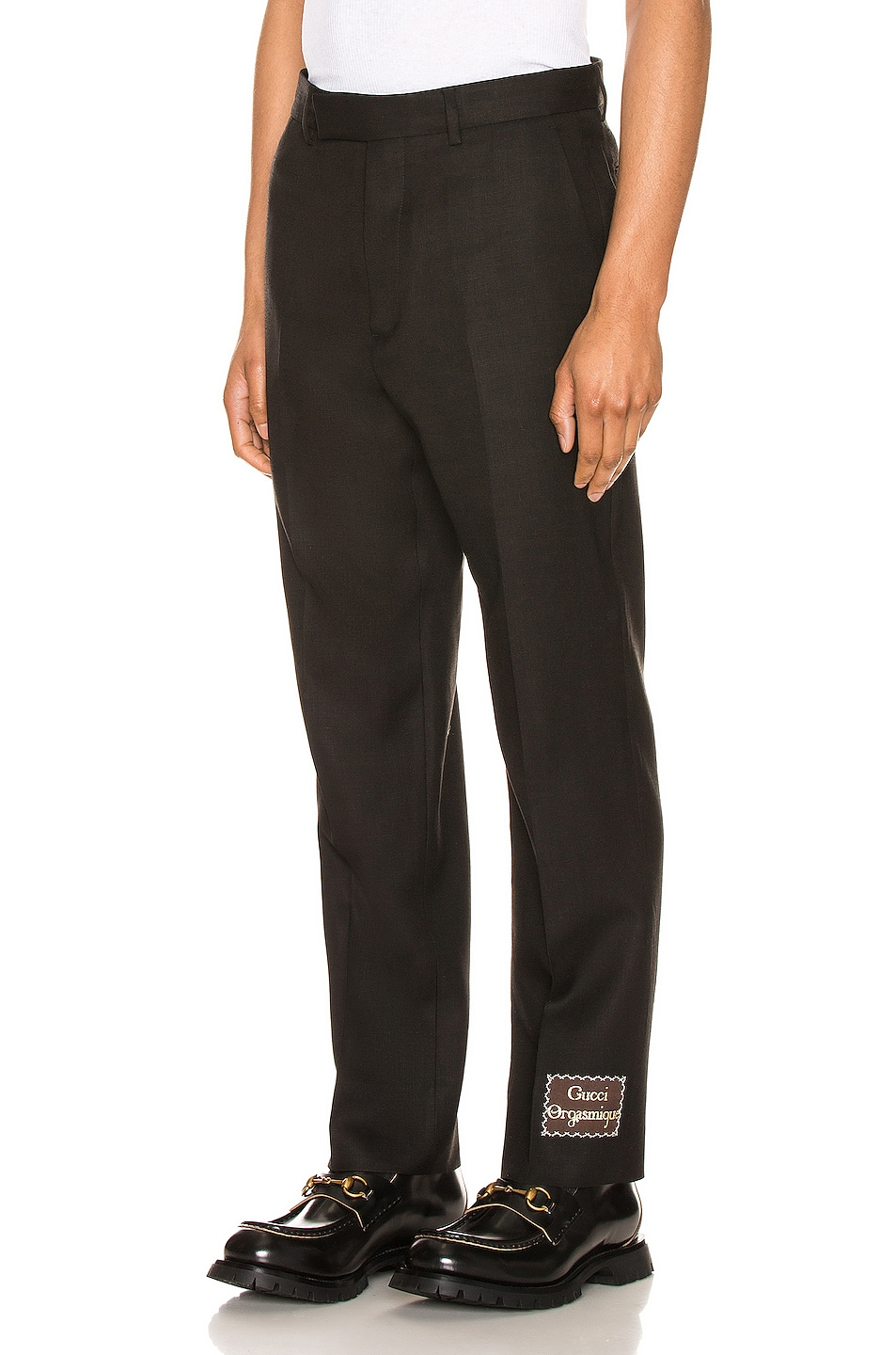 Image 1 of Gucci Trousers in Black