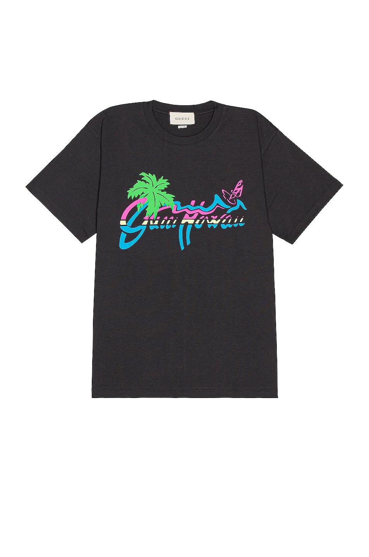 Image 1 of Gucci Hawaii Tee in Multi