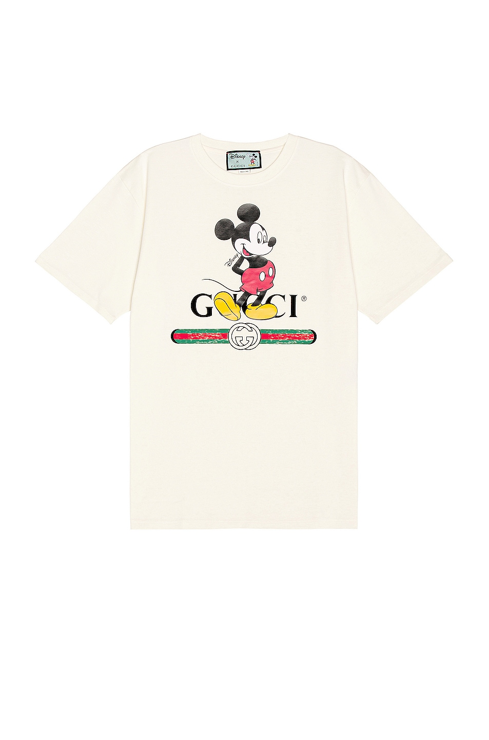 Image 1 of Gucci Mickey Tee in Sunkissed & MC