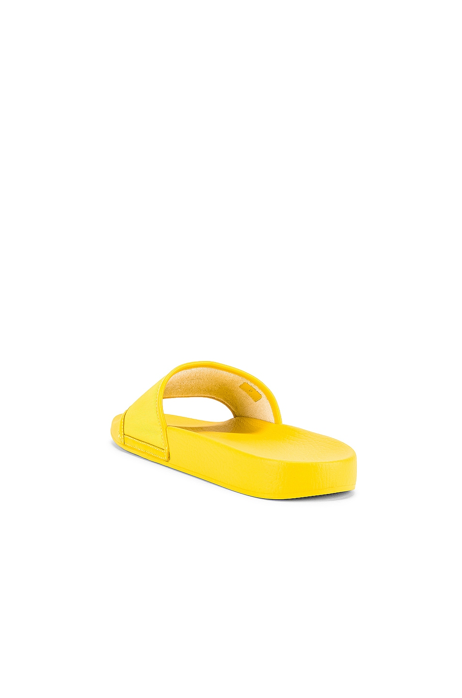 Image 3 of Gucci Pursuit Slide in Smile Yellow & Yellow