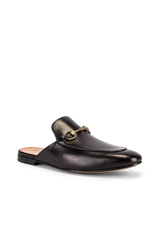 Image 1 of Gucci Kings Mule in Black