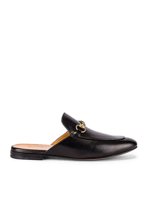 Image 2 of Gucci Kings Mule in Black
