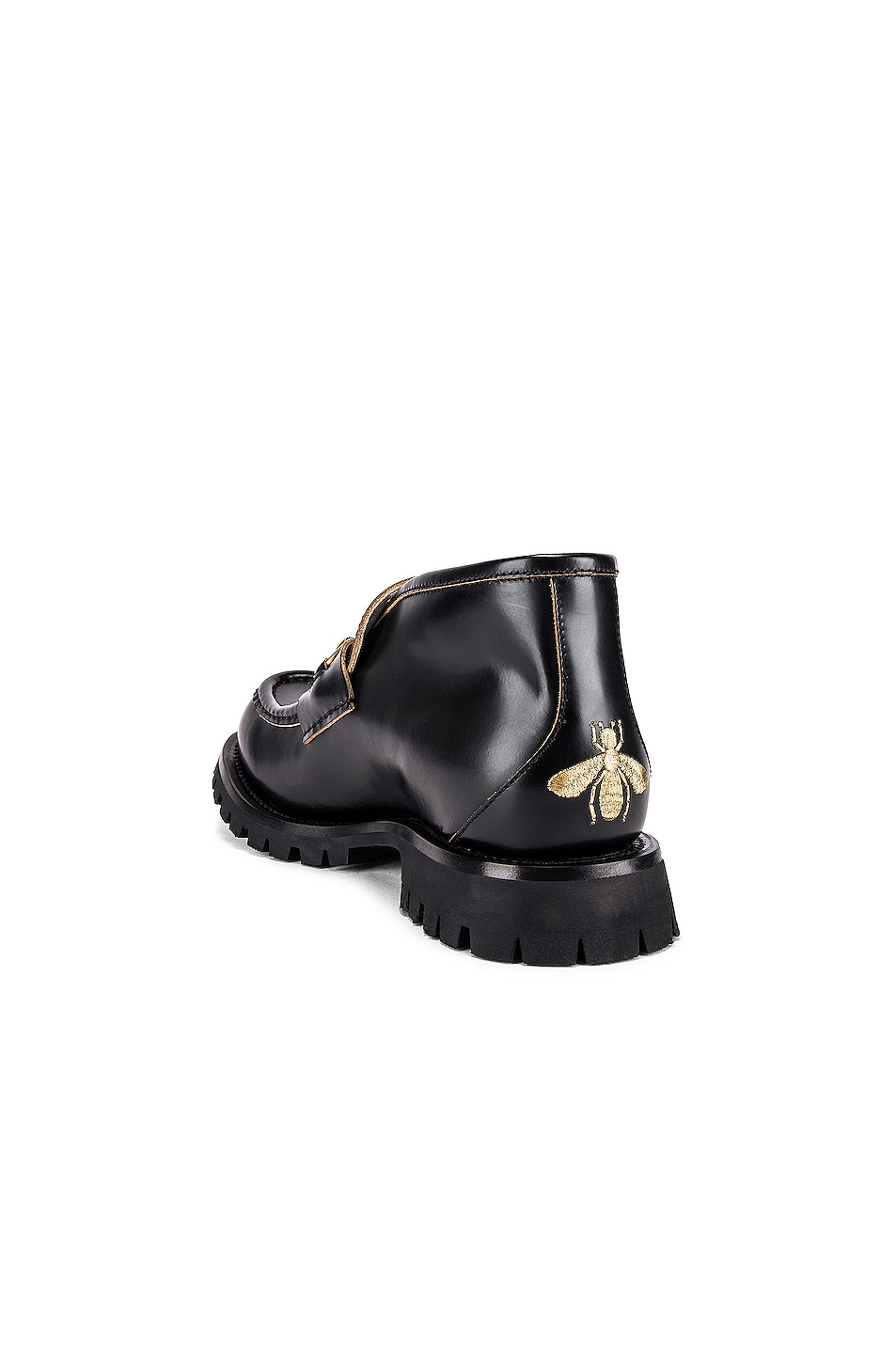 Image 3 of Gucci Harald Boot in Black