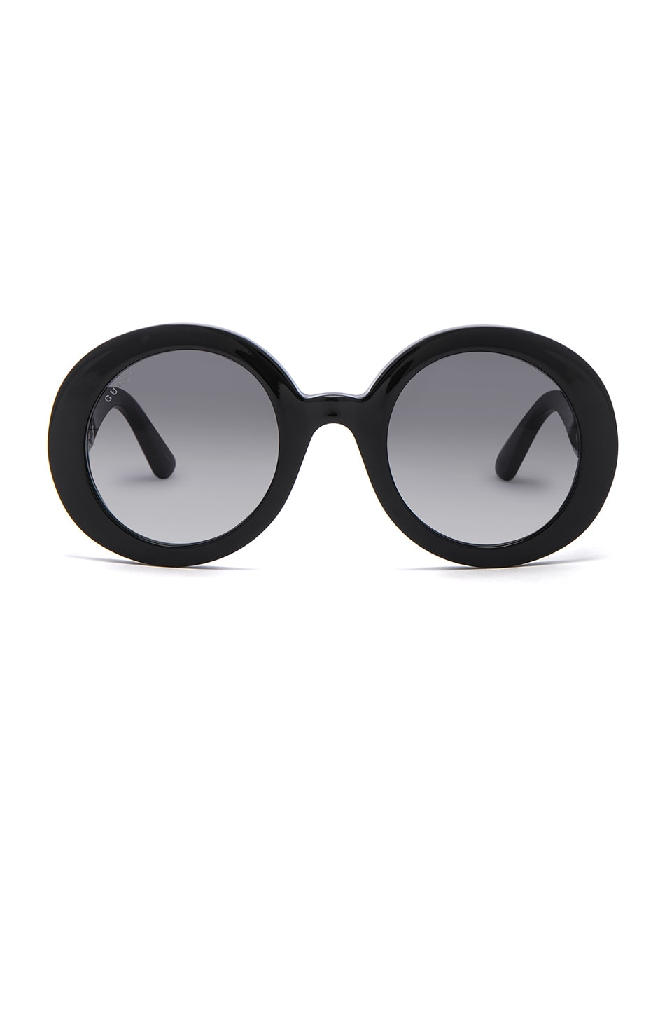 Image 1 of Gucci GG Acetate Sunglasses in Black