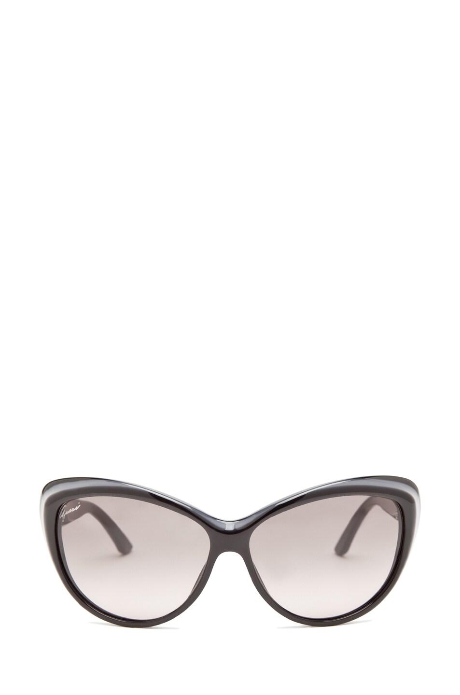 Image 1 of Gucci 3510 Sunglasses in Dark Light Gray