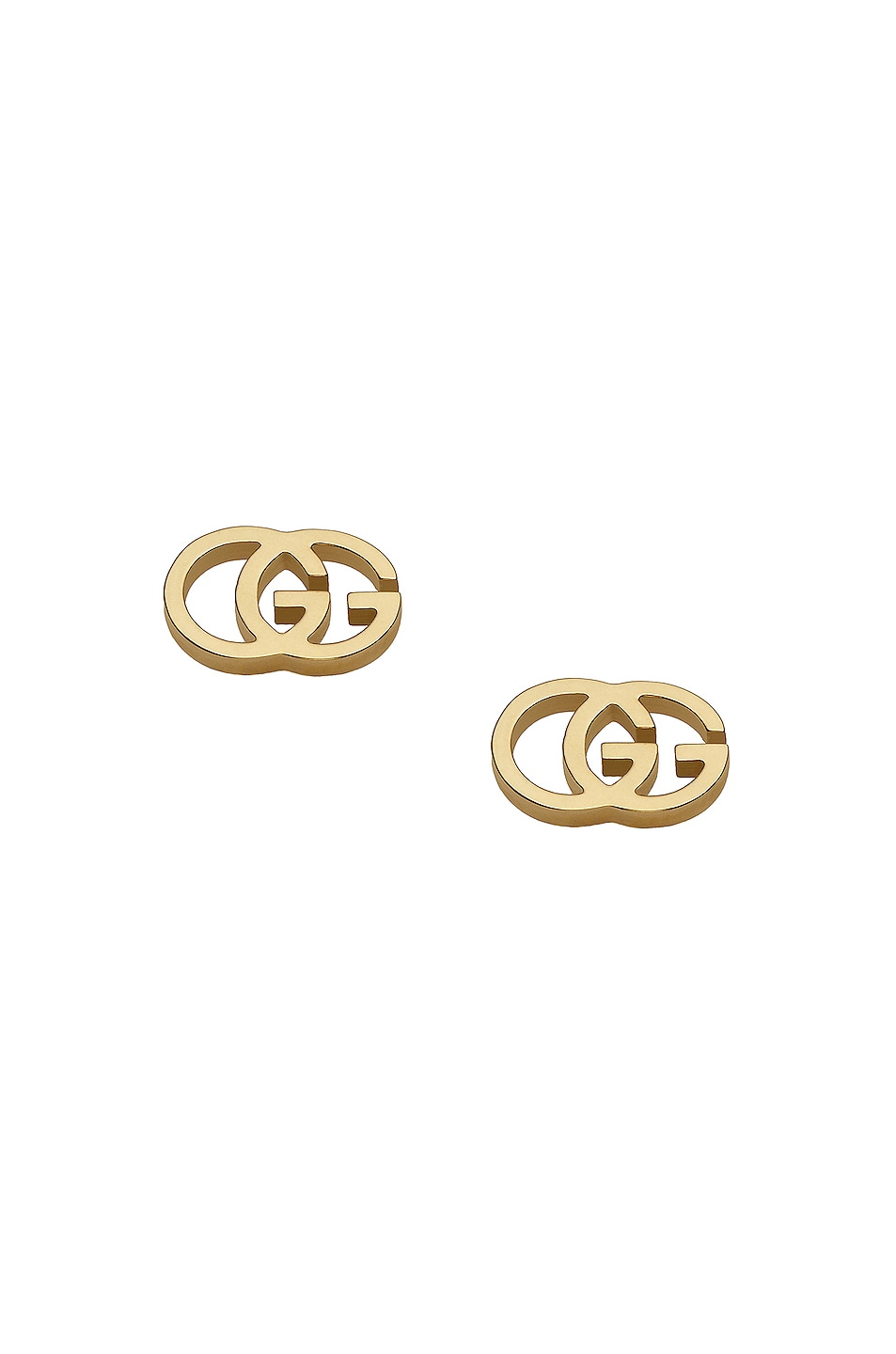 Gucci Running G 18kt yellow gold earrings AiTuV