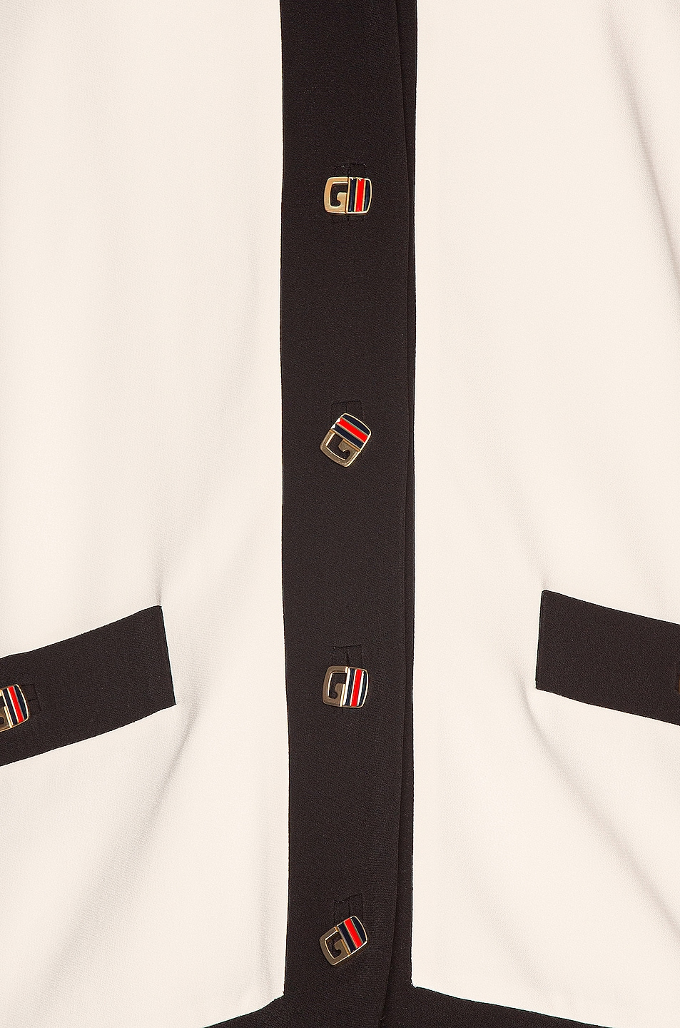 Image 5 of Gucci Long Sleeve Jacket in Ninfea White