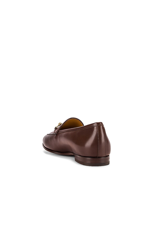 Image 3 of Gucci Jordaan Loafers in Fondente