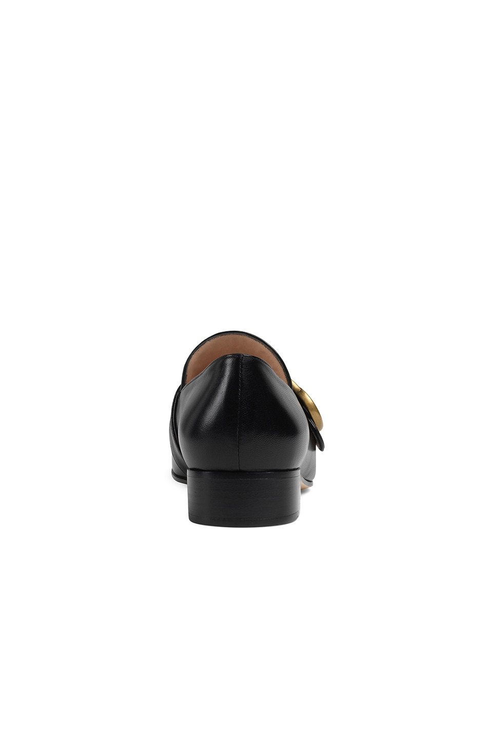 Image 3 of Gucci Marmont Loafers in Black