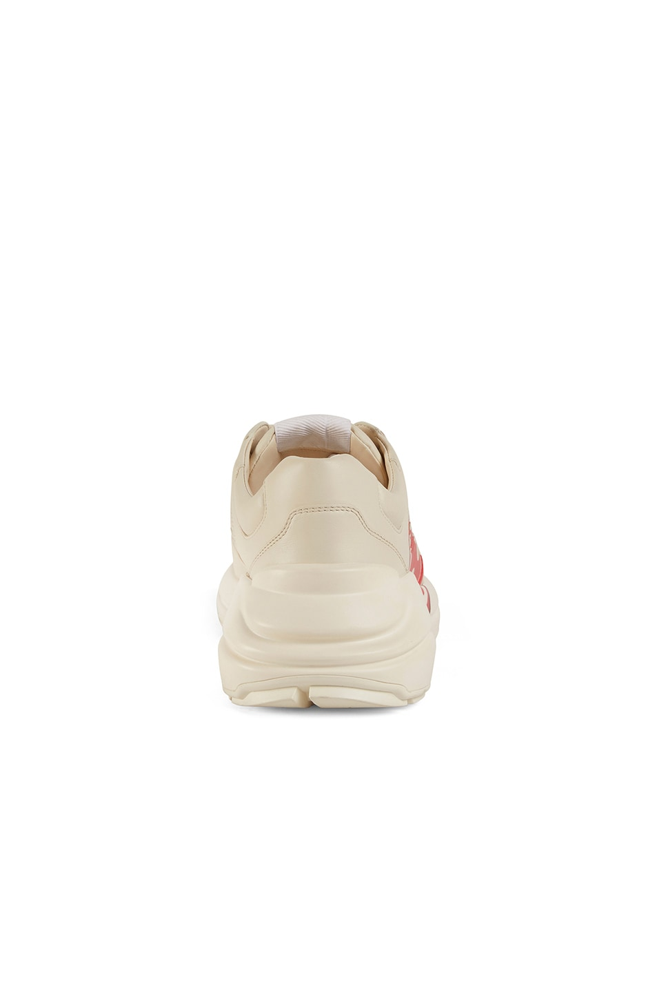 Image 3 of Gucci Rhyton Apple Sneakers in Ivory