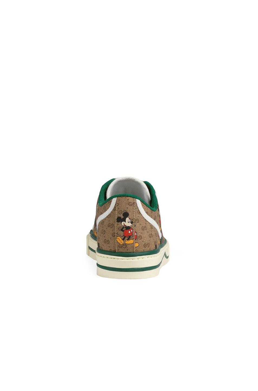 Image 3 of Gucci Tennis 1977 Sneakers in Beige Ebony