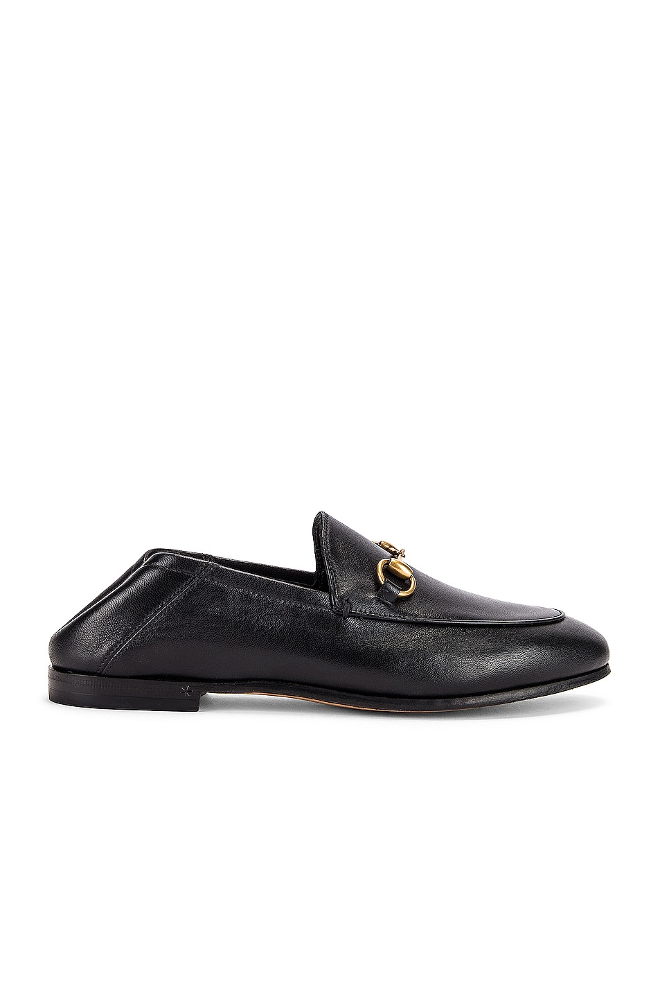 Image 1 of Gucci Brixton Slides in Black