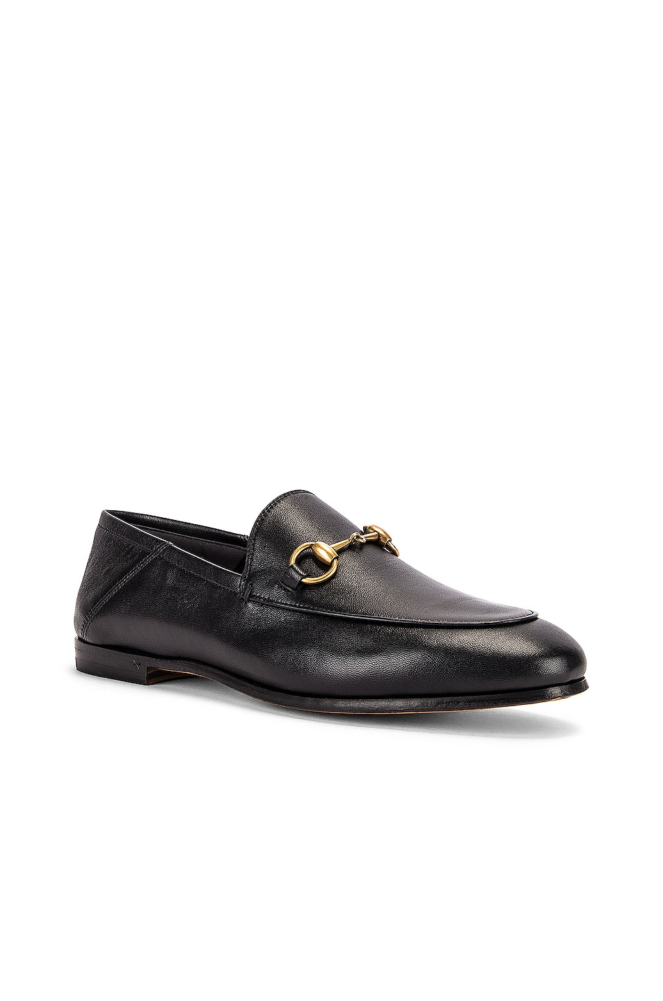 Image 3 of Gucci Brixton Slides in Black