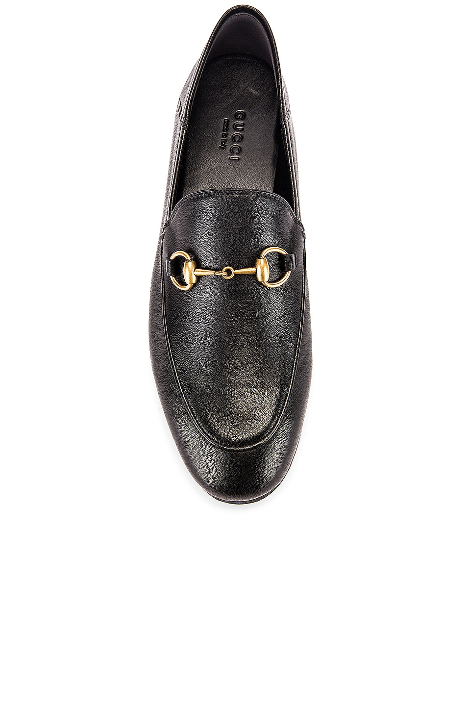Image 5 of Gucci Brixton Slides in Black
