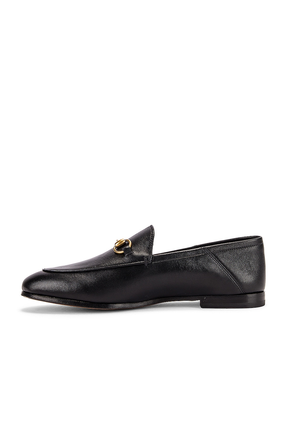 Image 6 of Gucci Brixton Slides in Black