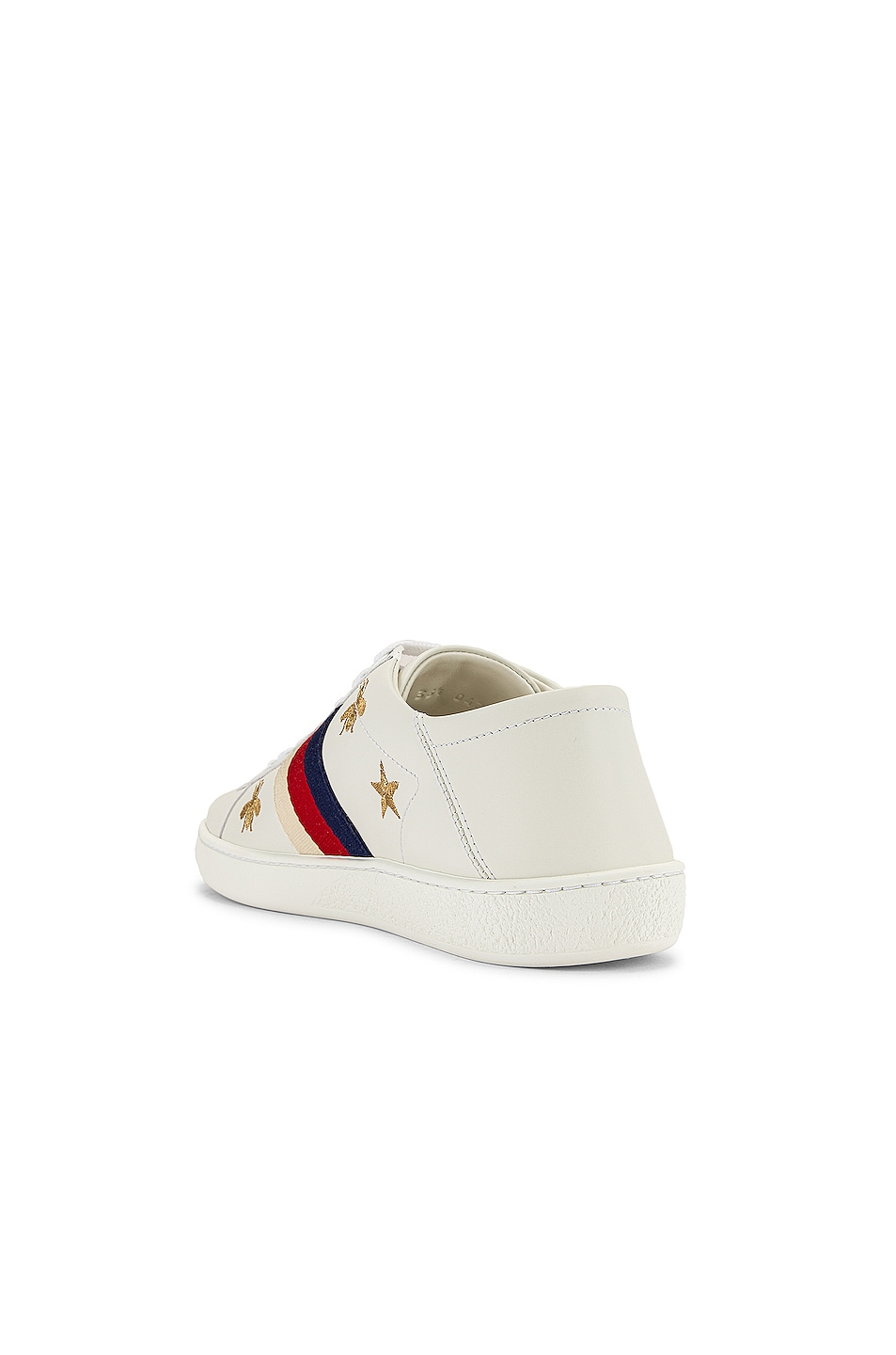 Image 3 of Gucci New Ace Sneakers in White