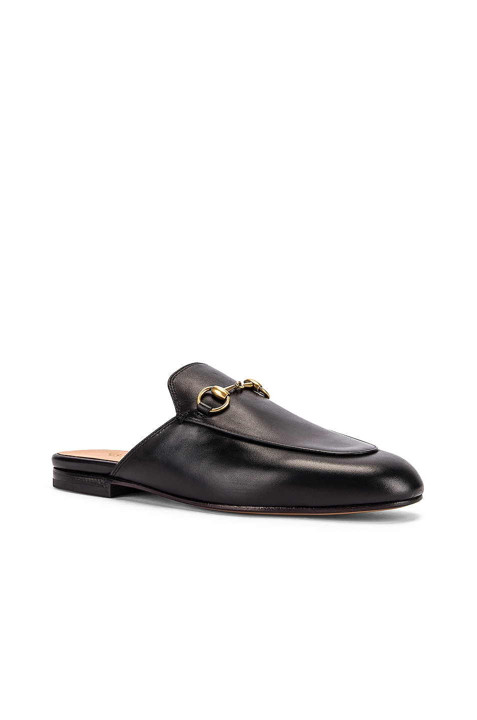 Image 2 of Gucci Princetown Slides in Black