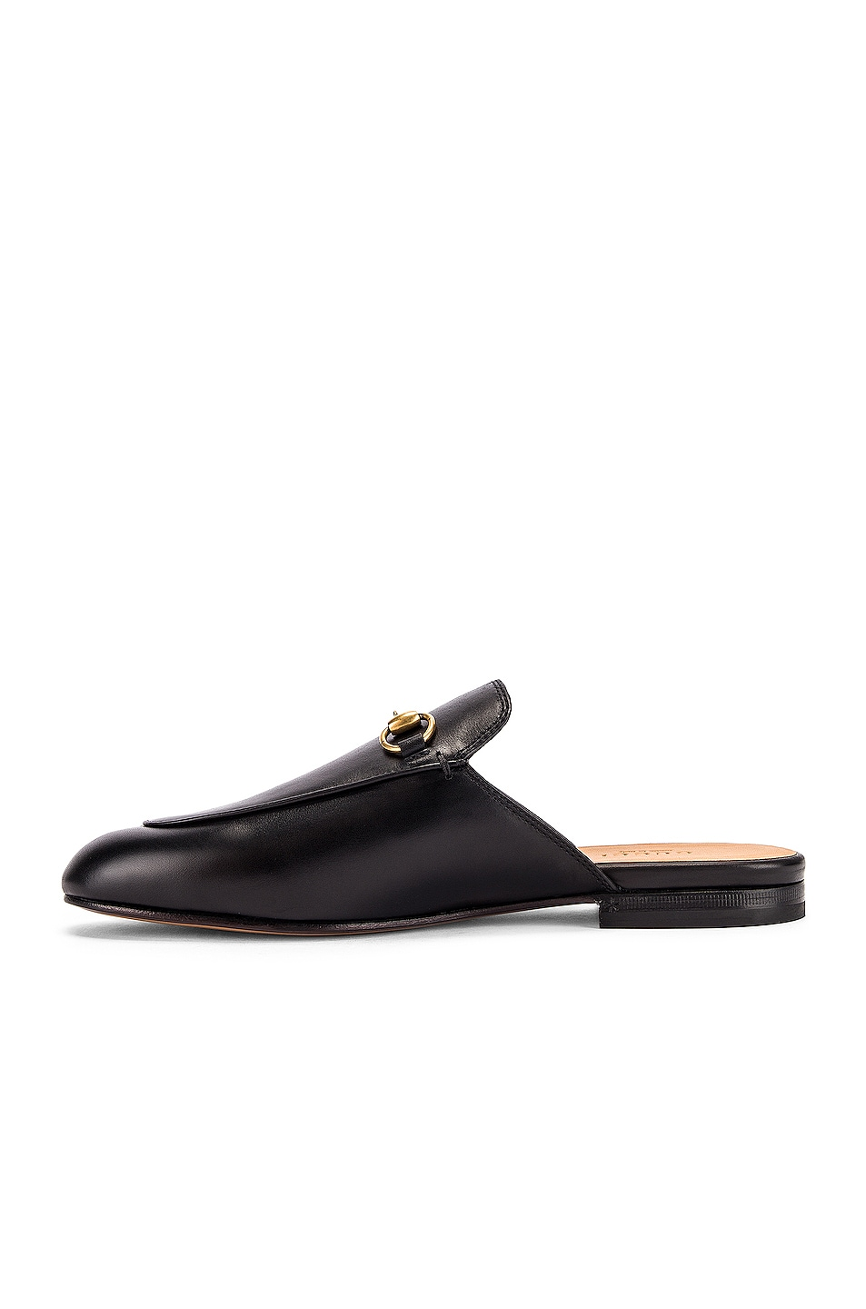 Image 5 of Gucci Princetown Slides in Black