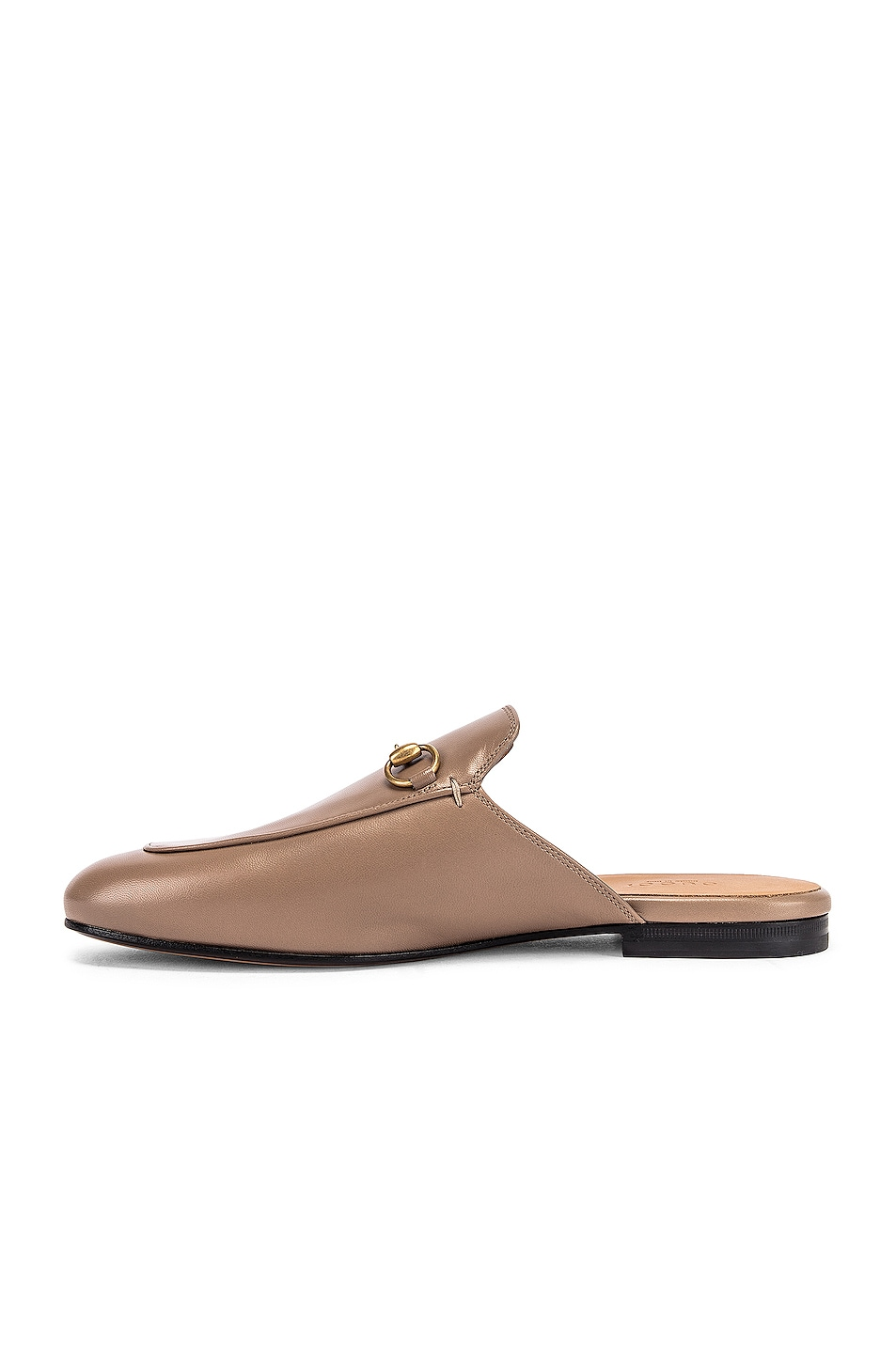 Image 5 of Gucci Princetown Slides in Mud