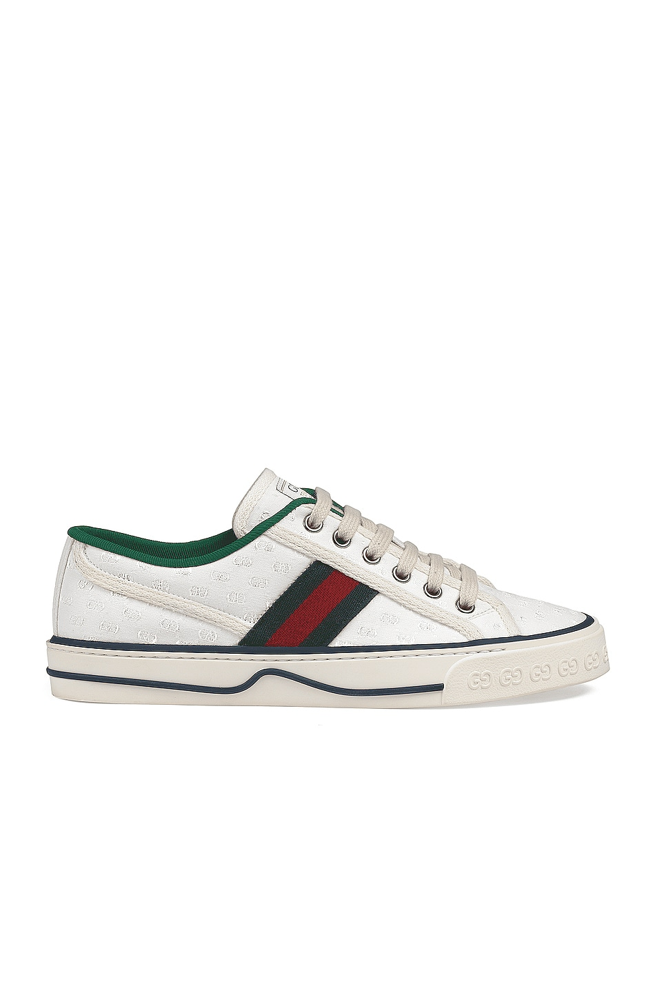 Image 1 of Gucci Gucci Tennis 1977 Sneakers in Bianco