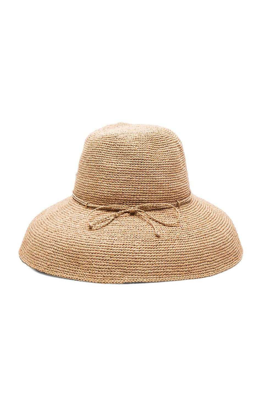 e53b05e888adc Image 1 of Helen Kaminski Provence 12 Hat in Nougat