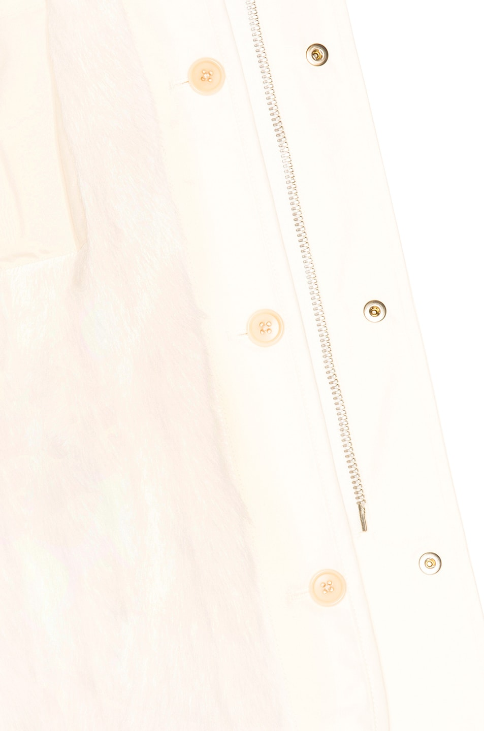 7285ea218743 Image 5 of Helmut Lang Re-Edition Hooded Parka in Off White
