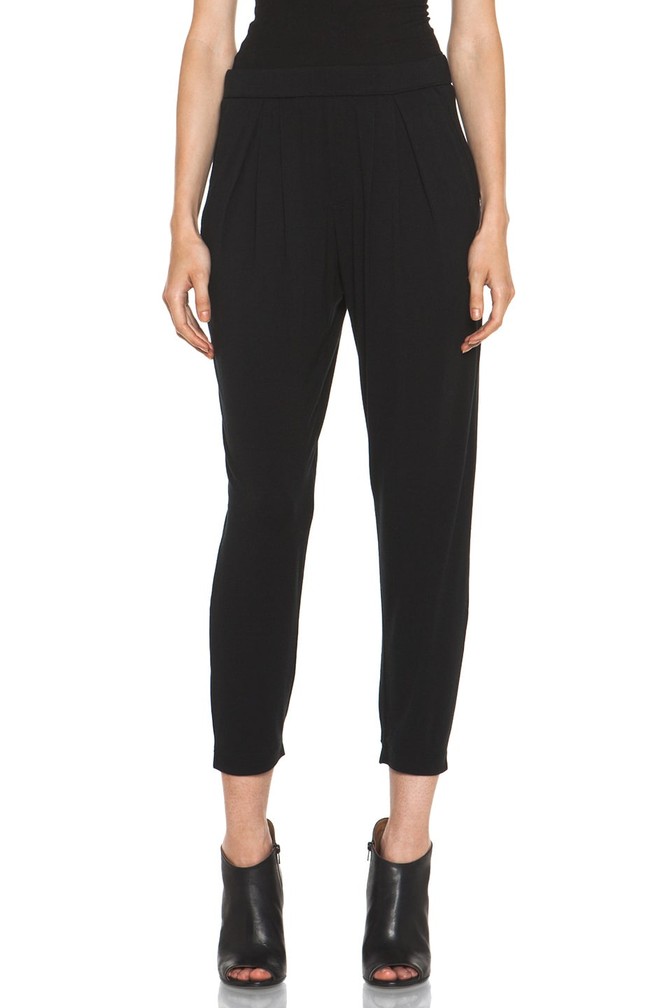 Image 1 of HELMUT Nova Jersey Pant in Charcoal