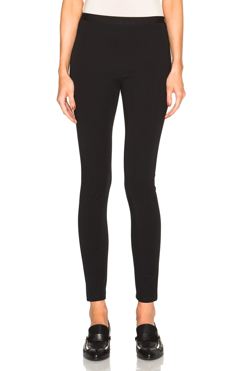 Image 1 of Helmut Lang Reflex Leggings in Black