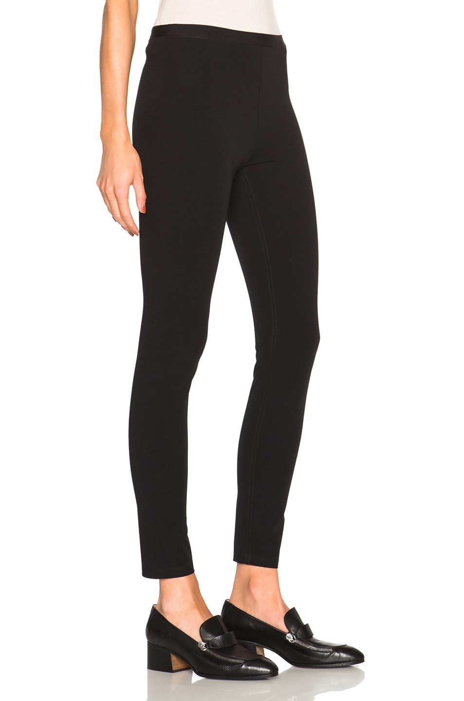 Image 3 of Helmut Lang Reflex Leggings in Black