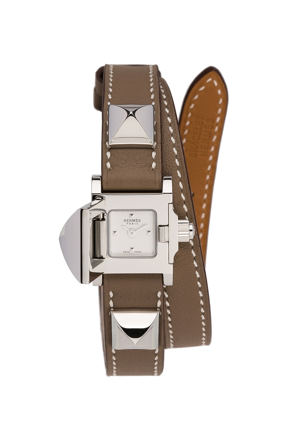 Image 1 of Hermes Medor Mini in Brown