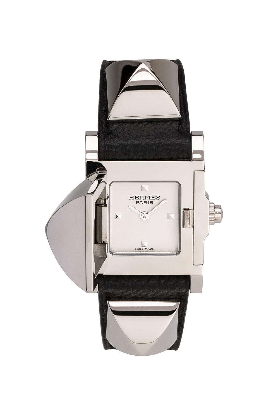 Image 1 of Hermes Medor pm in Black