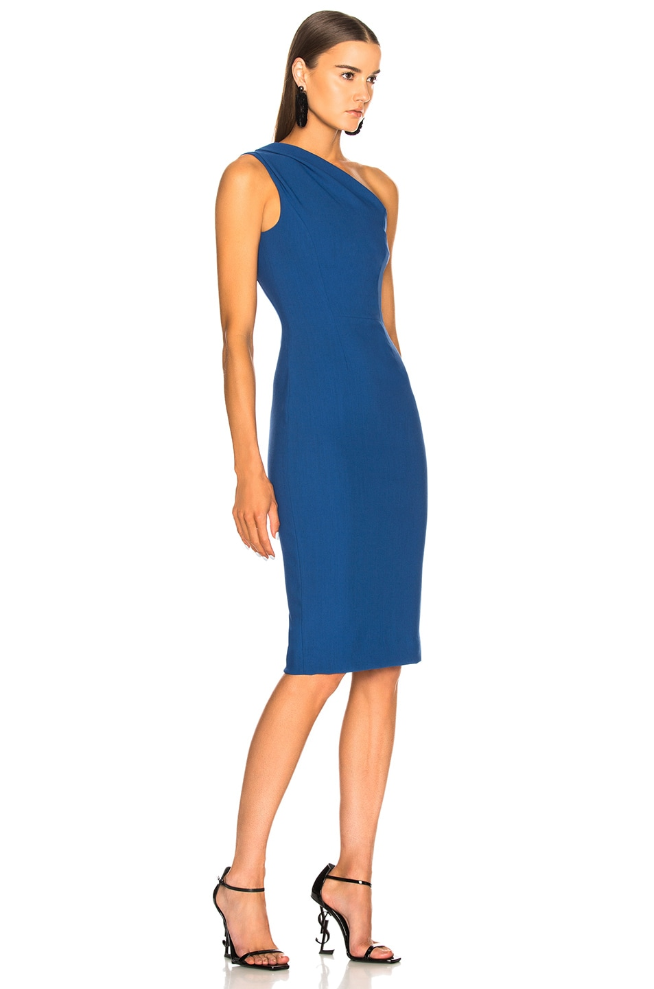 Image 2 of HANEY Mila Dress in Blue