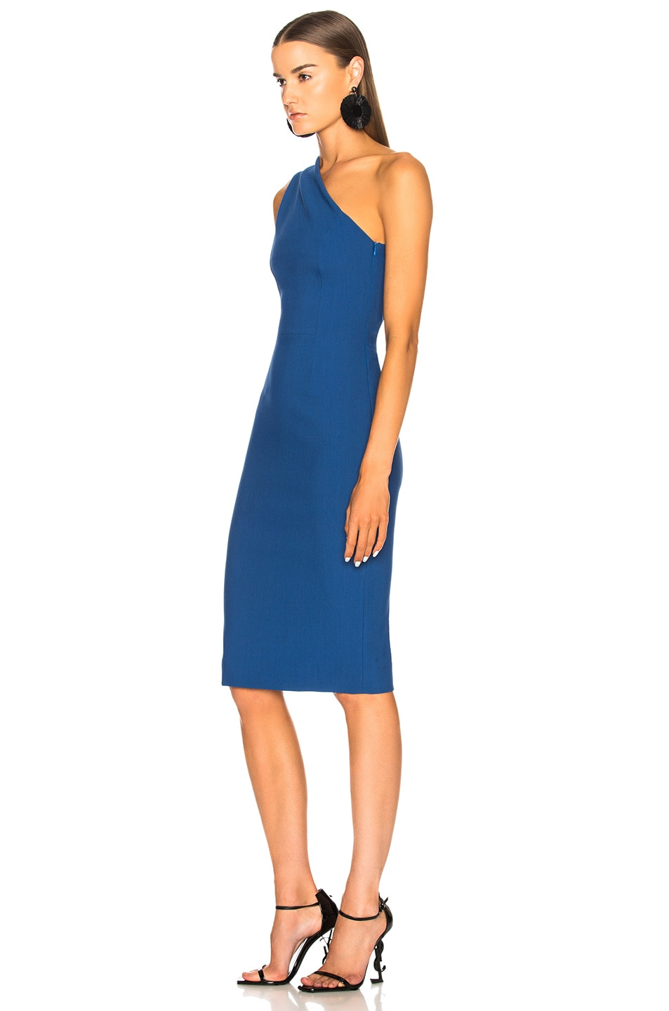 Image 3 of HANEY Mila Dress in Blue