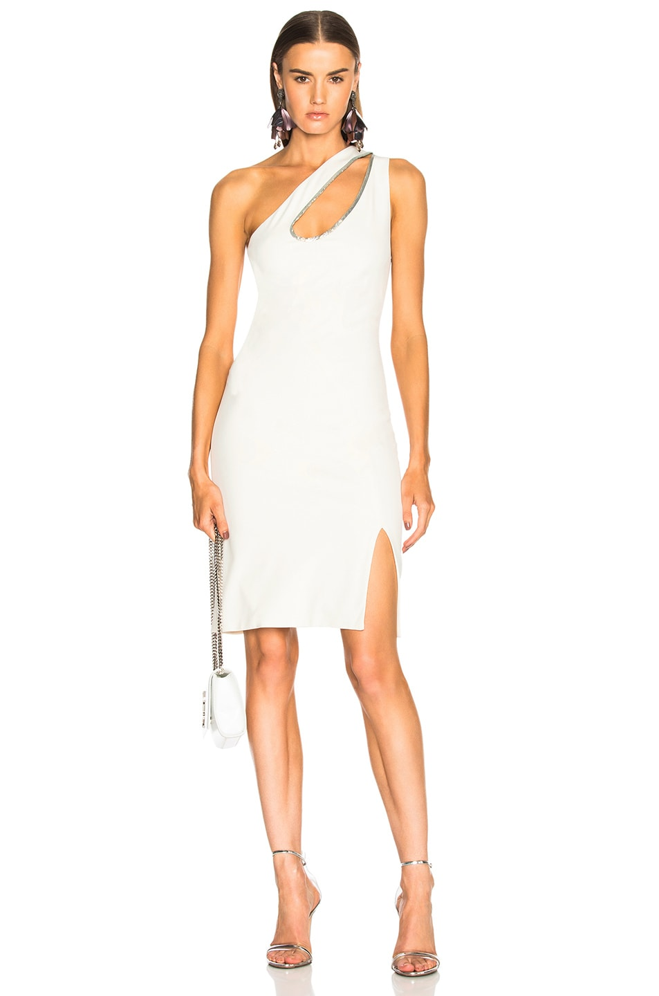 Image 1 of HANEY for FWRD Donna Dress in Ivory